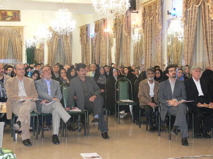 همايش همگاني بهبود شيوه زندگي- خرداد89